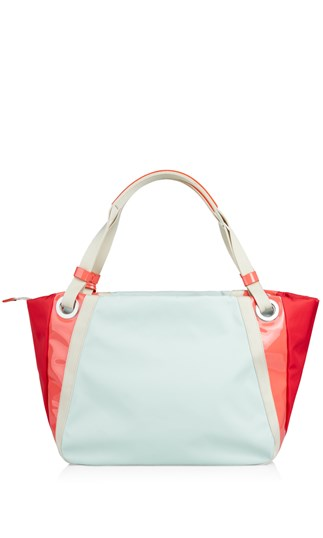 large-nylon-and-patent-leather-handbag